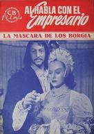 Bride of Vengeance - Spanish poster (xs thumbnail)