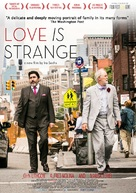 Love Is Strange - Dutch Movie Poster (xs thumbnail)
