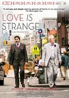 Love Is Strange - Dutch Movie Poster (xs thumbnail)