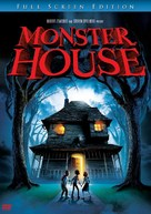 Monster House - DVD cover (xs thumbnail)