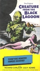 Creature from the Black Lagoon - VHS movie cover (xs thumbnail)