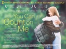 You Can Count on Me - British Movie Poster (xs thumbnail)
