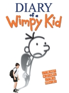 Diary of a Wimpy Kid - DVD cover (xs thumbnail)