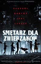 Pet Sematary - Polish Movie Poster (xs thumbnail)
