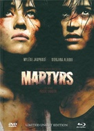 Martyrs - German Blu-Ray cover (xs thumbnail)