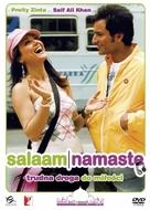 Salaam Namaste - Polish Movie Cover (xs thumbnail)