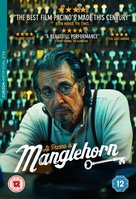 Manglehorn - British DVD movie cover (xs thumbnail)
