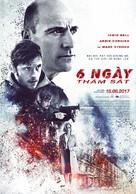 6 Days - Vietnamese Movie Poster (xs thumbnail)