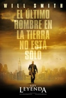 I Am Legend - Mexican Movie Poster (xs thumbnail)