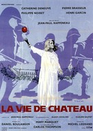 La vie de château - French Movie Poster (xs thumbnail)