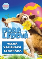 Ice Age: The Great Egg-Scapade - Czech Movie Cover (xs thumbnail)
