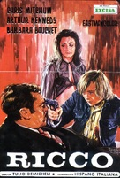 Ricco - Spanish Movie Poster (xs thumbnail)