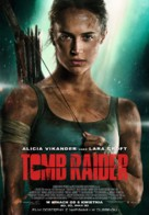 Tomb Raider - Polish Movie Poster (xs thumbnail)