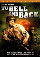 To Hell and Back - DVD movie cover (xs thumbnail)