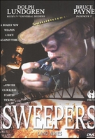 Sweepers - German DVD cover (xs thumbnail)