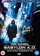 Babylon A.D. - British Movie Cover (xs thumbnail)