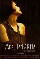Mrs. Parker and the Vicious Circle - French Movie Poster (xs thumbnail)