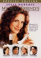 My Best Friend's Wedding - DVD cover (xs thumbnail)