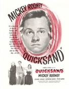 Quicksand - Movie Poster (xs thumbnail)