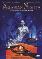 Arabian Nights - German Movie Cover (xs thumbnail)