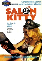 Salon Kitty - Argentinian Movie Cover (xs thumbnail)