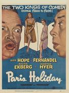 Paris Holiday - French Movie Poster (xs thumbnail)