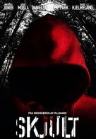 Skjult - DVD cover (xs thumbnail)