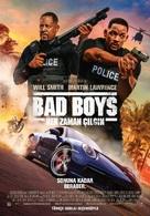 Bad Boys for Life - Turkish Movie Poster (xs thumbnail)