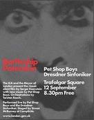 Bronenosets Potyomkin - British Movie Poster (xs thumbnail)