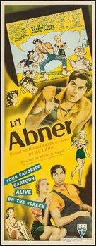 Li'l Abner - Movie Poster (xs thumbnail)