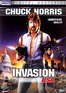 Invasion U.S.A. - French Movie Cover (xs thumbnail)