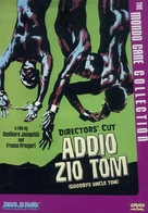 Addio zio Tom - DVD cover (xs thumbnail)