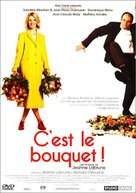 C'est le bouquet! - French Movie Cover (xs thumbnail)