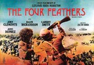 The Four Feathers - British Movie Poster (xs thumbnail)