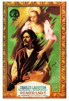 Rembrandt - Spanish Movie Poster (xs thumbnail)