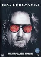 The Big Lebowski - Czech Movie Cover (xs thumbnail)