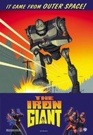 The Iron Giant - Movie Poster (xs thumbnail)