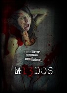 """Trece miedos"" - Mexican Movie Poster (xs thumbnail)"