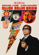 Billion Dollar Brain - DVD movie cover (xs thumbnail)