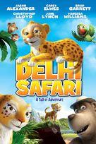 Delhi Safari - DVD cover (xs thumbnail)
