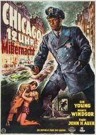 City That Never Sleeps - German Movie Poster (xs thumbnail)