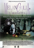 Melancholian kolme huonetta - Finnish Movie Cover (xs thumbnail)