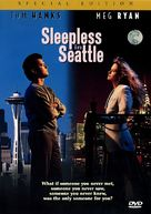 Sleepless In Seattle - DVD movie cover (xs thumbnail)