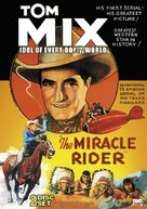 The Miracle Rider - DVD cover (xs thumbnail)