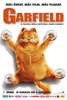 Garfield - Polish Movie Poster (xs thumbnail)