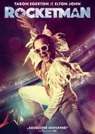 Rocketman - Czech DVD movie cover (xs thumbnail)