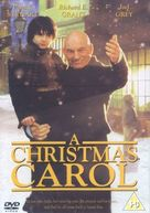 A Christmas Carol - British Movie Cover (xs thumbnail)