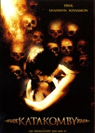 Catacombs - Czech DVD cover (xs thumbnail)
