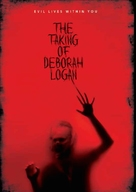 The Taking - DVD movie cover (xs thumbnail)