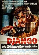 Quella sporca storia nel west - German Movie Poster (xs thumbnail)